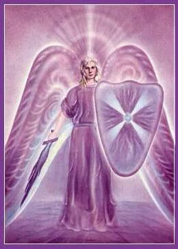 Archangel Zadquiel.