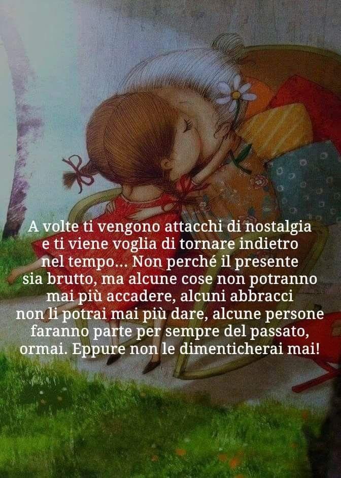 Mi Manchi Tanto Nonna Geanina Grosu Deep Thoughts Words E