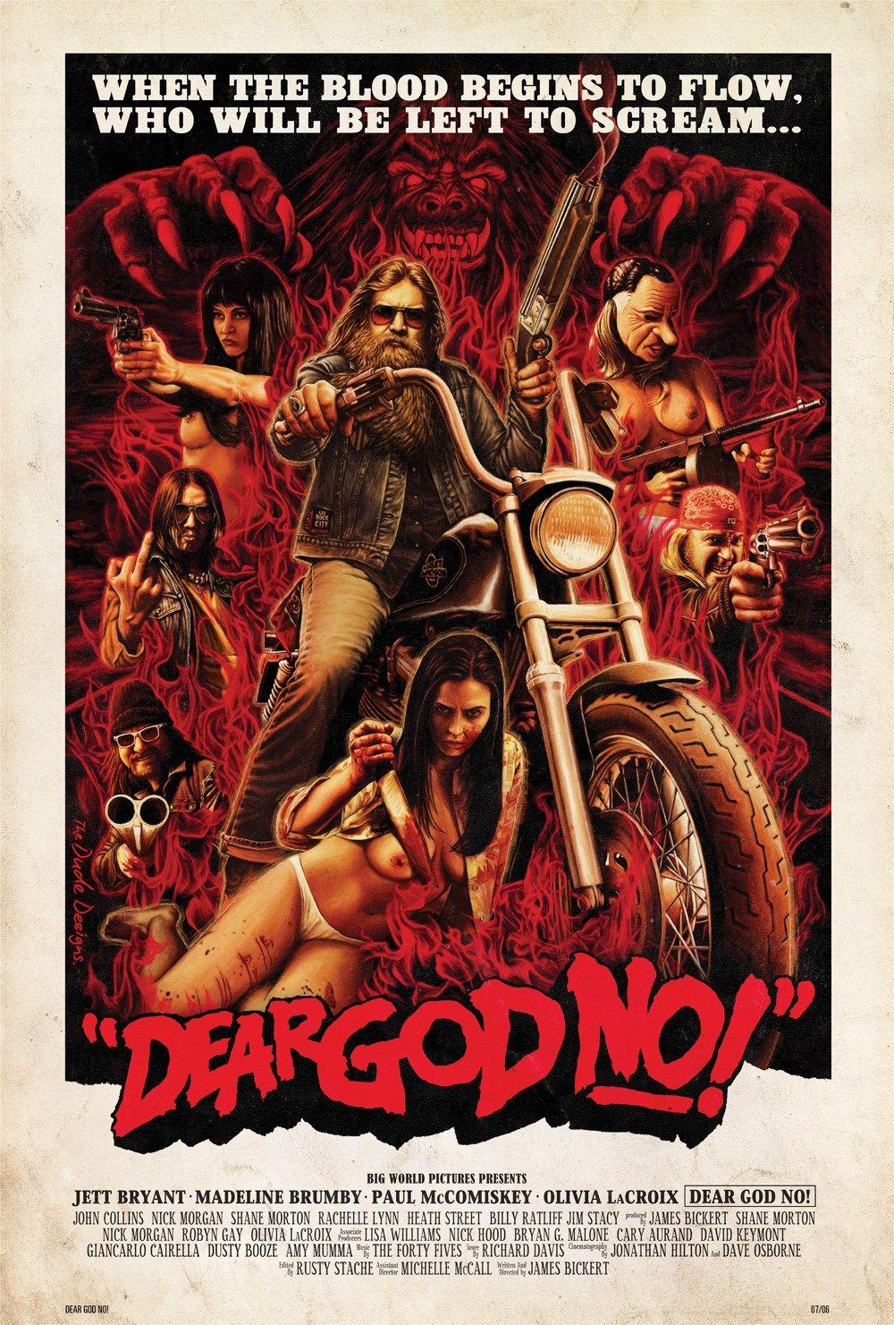 'Dear God No!' (2011)