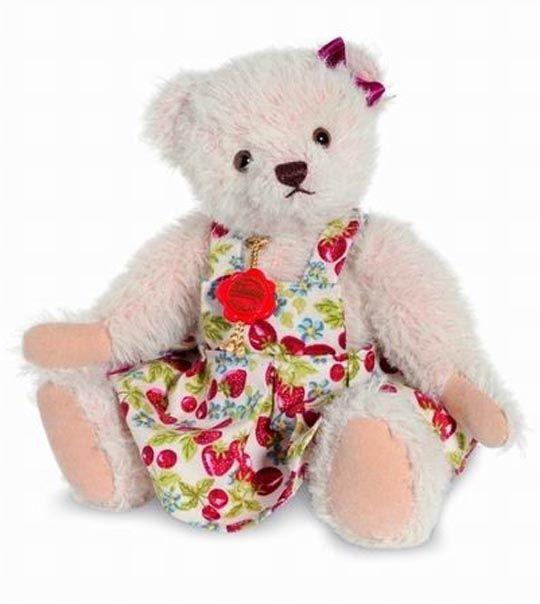 Ours teddy de collection Erna 19 cm en peluche #teddy #nounours ...
