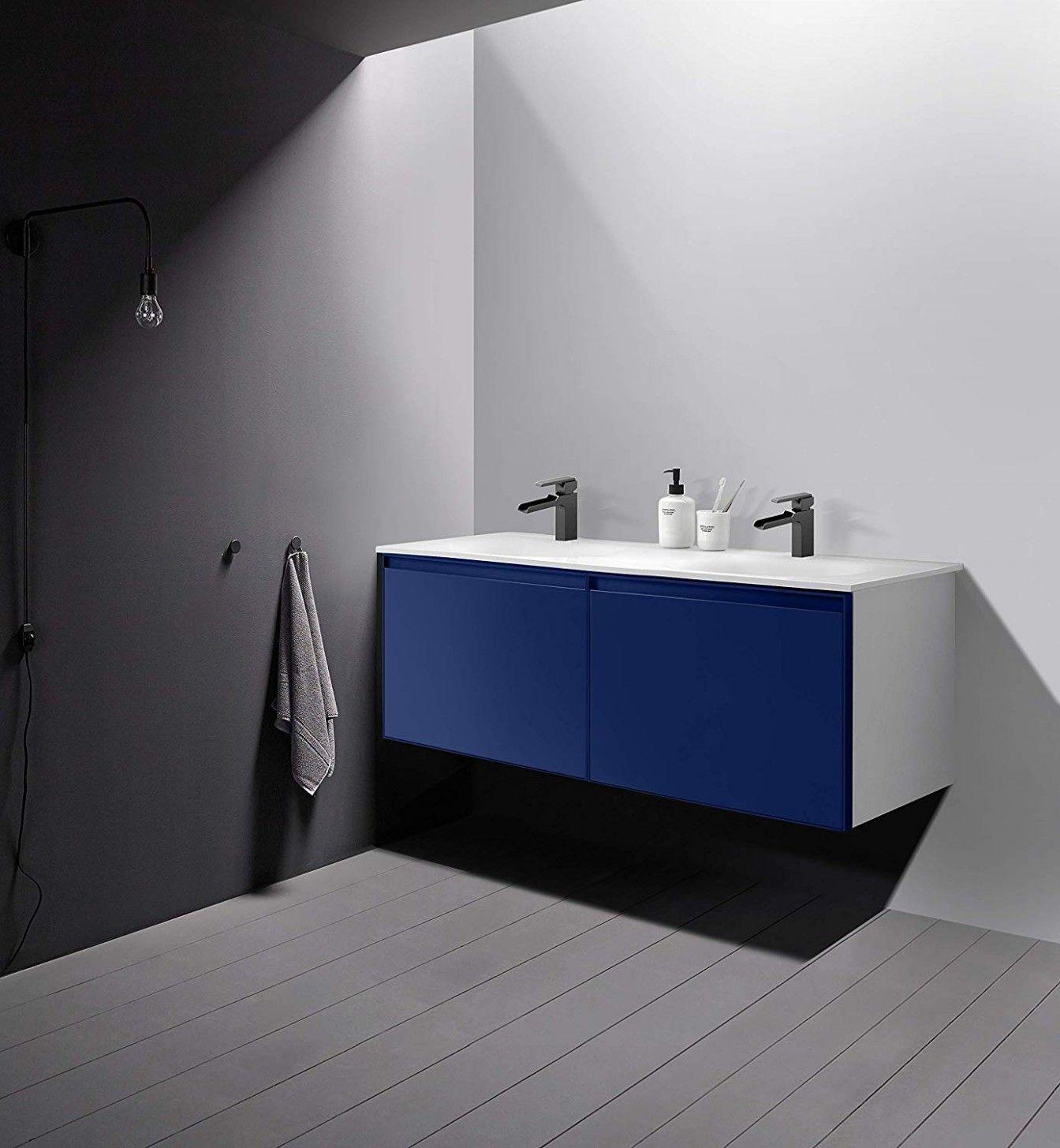 Modern Blue Bathroom Pictures Modern colorful bathroom vanities