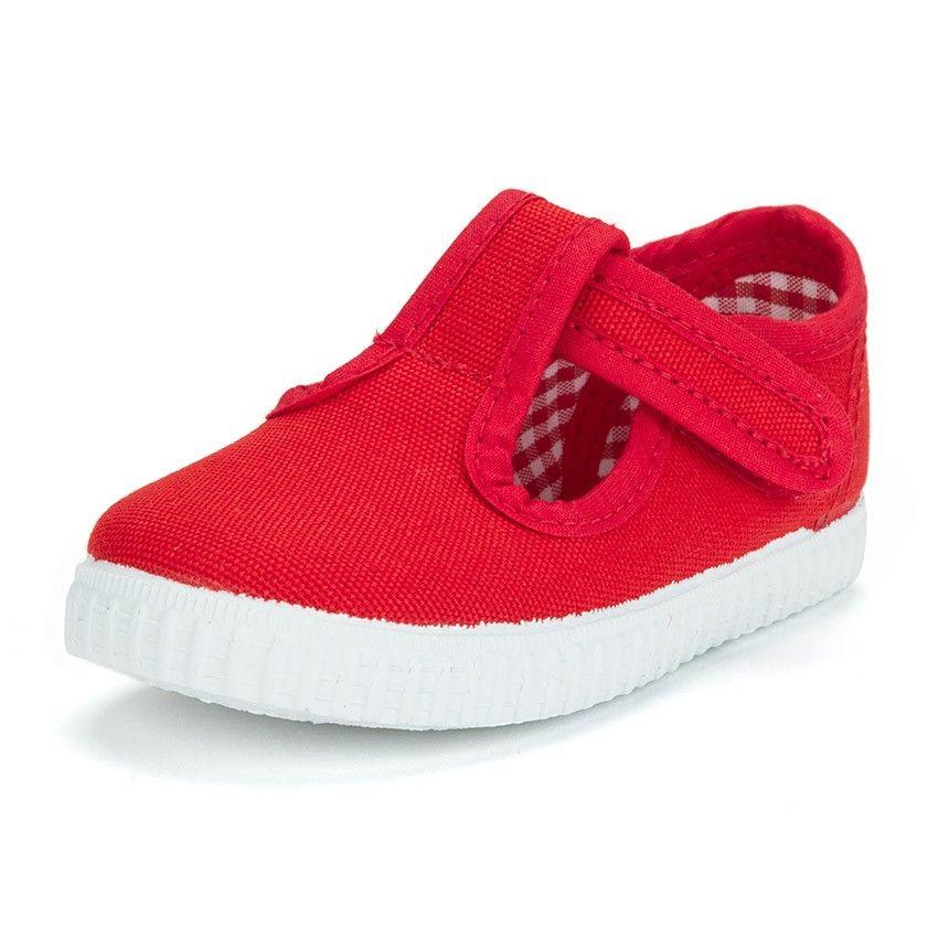 Zapatos rojos Victoria infantiles X6MwYiV