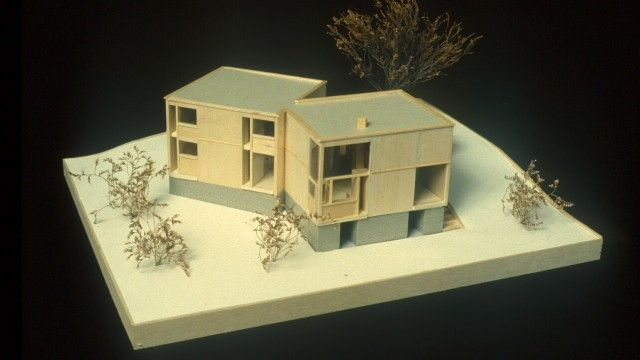 Maqueta da casa e envolvente fisher house casa fisher - Maqueta casa up ...