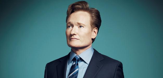 #PCAWarner Conan O'Brien