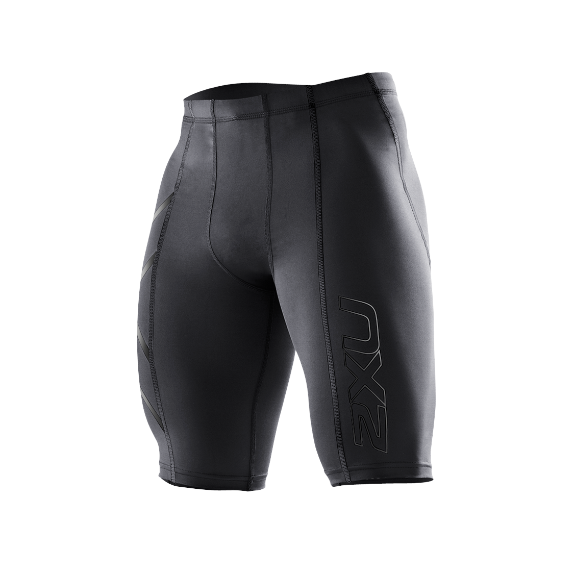 2XU Men Compression Shorts Tight Running Sweat Pants Short Fitness Brand Board