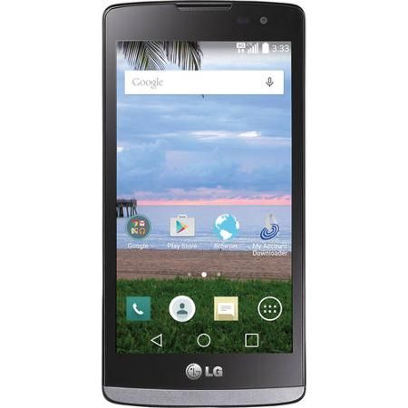 Boost Mobile Phones Walmart >> Straight Talk Lg Sunset L33l Lte Prepaid Smartphone Christmasparty