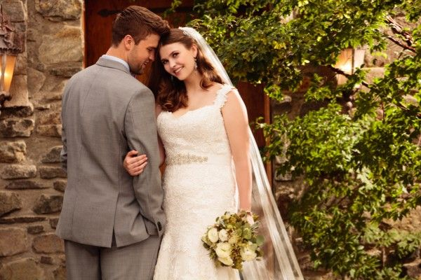 Style D1617 from Essense of Australia EveryBody/EveryBride #weddingdress