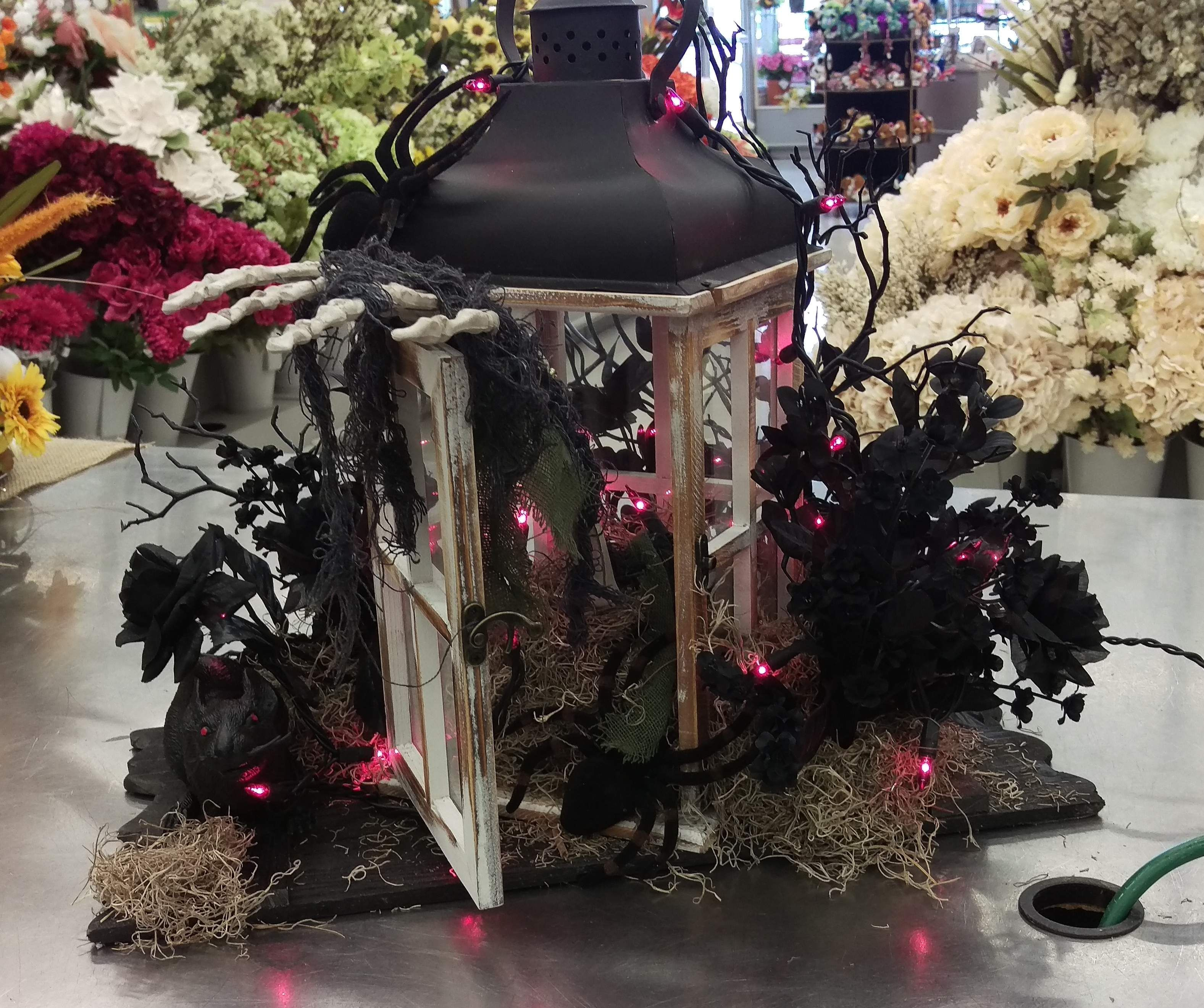 haunted ideas decoration halloween decor coutch indoor for more party page sofa decorations house