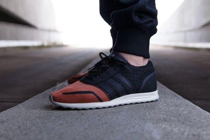 Adidas Los Angeles Bright Red Mit Bildern Turnschuhe Sneakers Mode Turnschuhe Trends