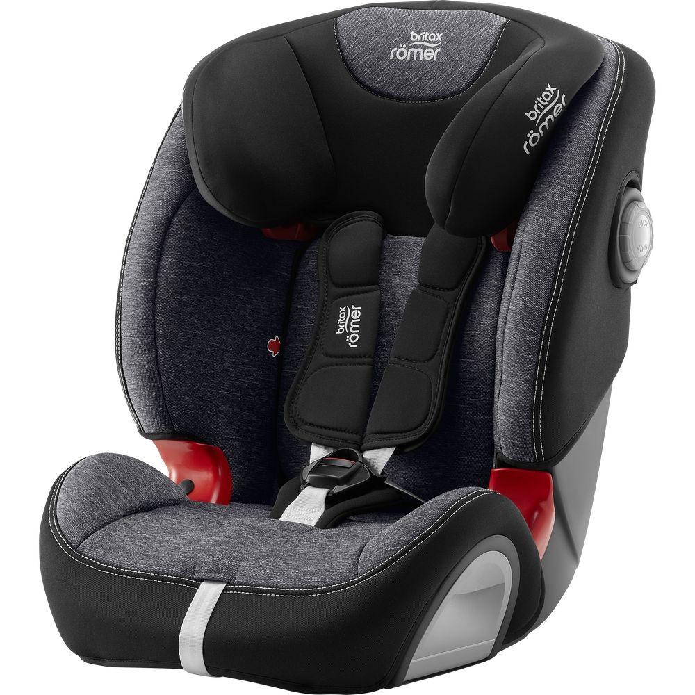 Britax Romer Autosedacka Evolva 123 Sl Sict 9 36 Kg Graphite Marble In 2020 Car Seats Britax Romer Baby Car Seats