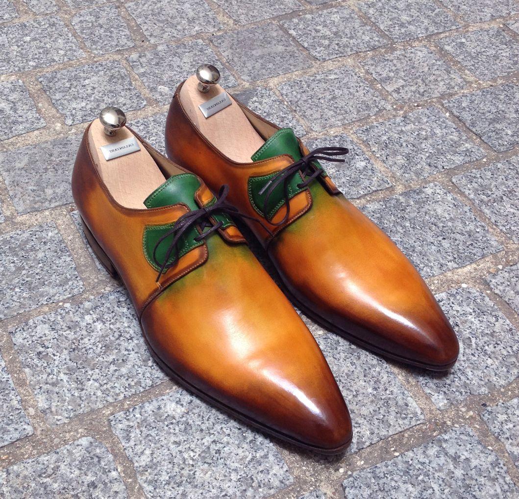 produits de qualité grande remise 2019 real Caulaincourt shoes - Hannibal - apple colors | Chaussures en ...