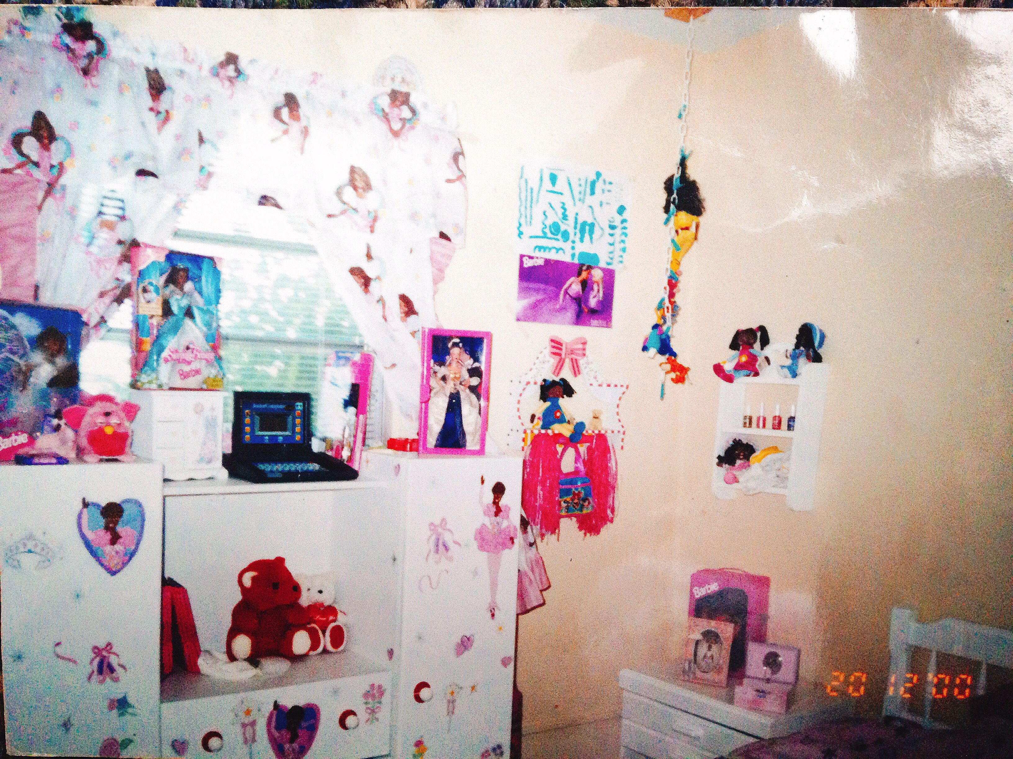 colors stunning with painting ideas nails bedroom bedrooms little paint dolls for barbie girl