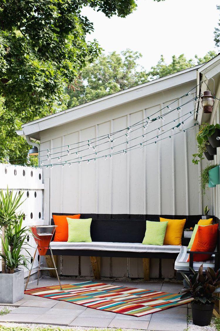 Meubles de jardin pas chers – fais-le toi même! Idées géniales!