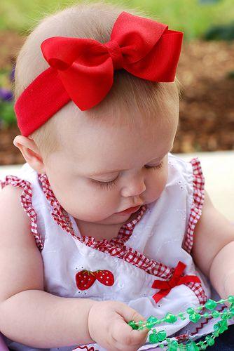 Tremendous Baby Headband Sizes Newborn 12 Inches 0 6 Months 13 Inches 6 Hairstyles For Women Draintrainus