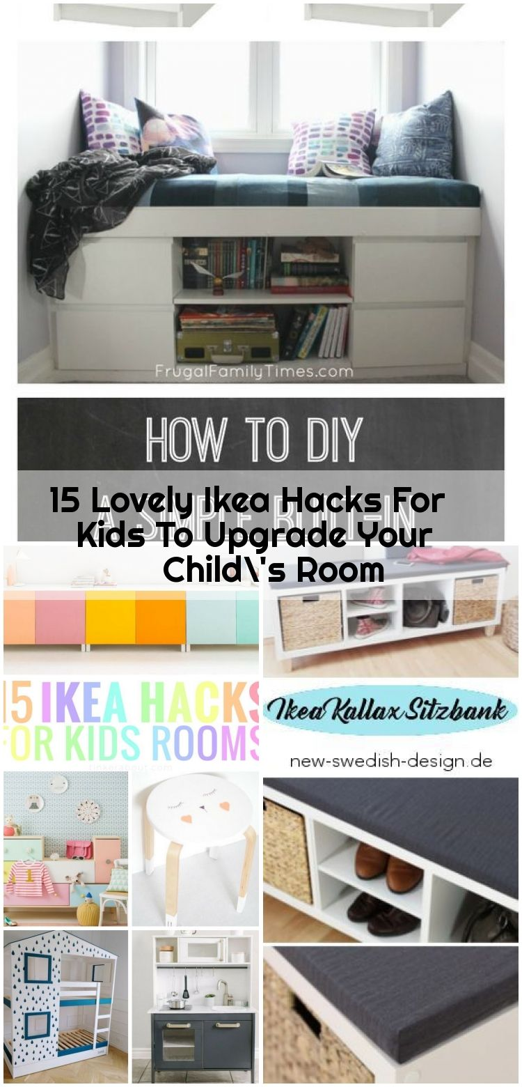 15 Lovely Ikea Hacks For Kids To Upgrade Your Child S Room Are