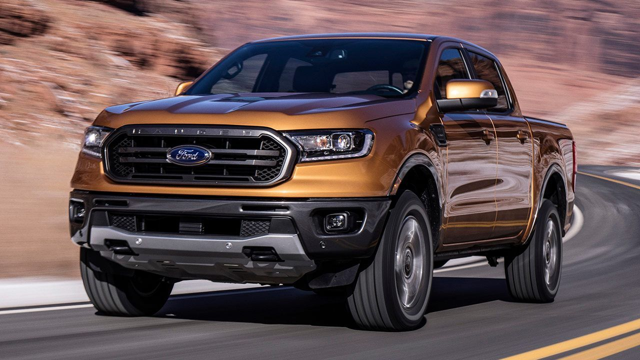 2019 Ford Ranger Scores Highest Fuel Economy Rating Ford Ranger
