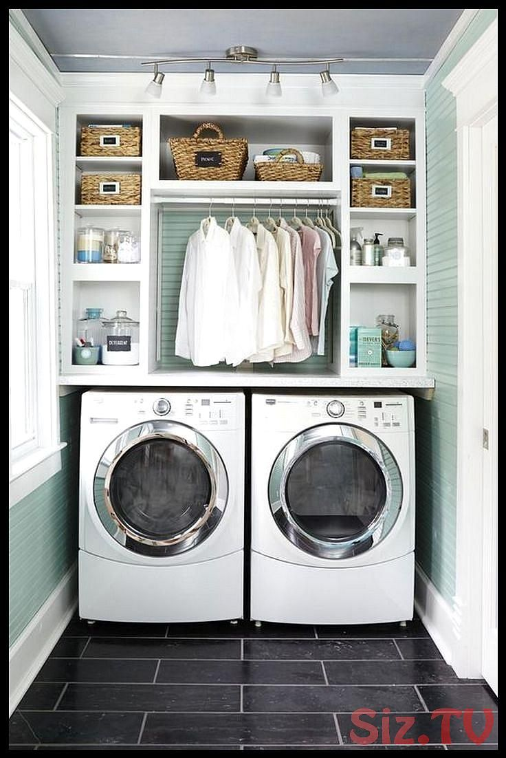 First the setting of your appliances is needed Put in a laundry sink close to the entry so that you may sort apply fabric treatments and soak stainFirst the setting of yo...