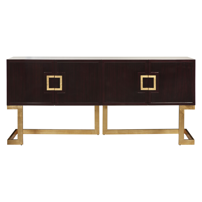 @WorldsAwayDecor, IHFC IH500 - Braxton Rose Gold buffet #DesignOnHPMkt #HPMKT #homefurnishings #homedecor #interiordesign