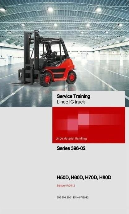 linde forklift truck h series 396 02 h50 h60 h70 h80 service rh pinterest com User Manual PDF Instruction Manual