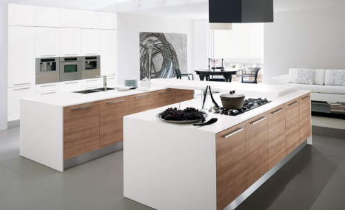 10 beautiful contemporary kitchen designs by zaccariotto cucine