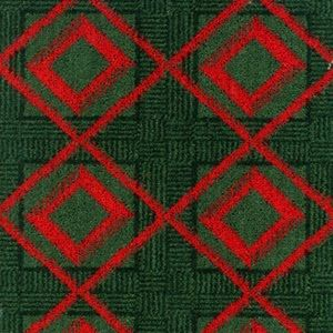 1938 Northern Line stock moquette.