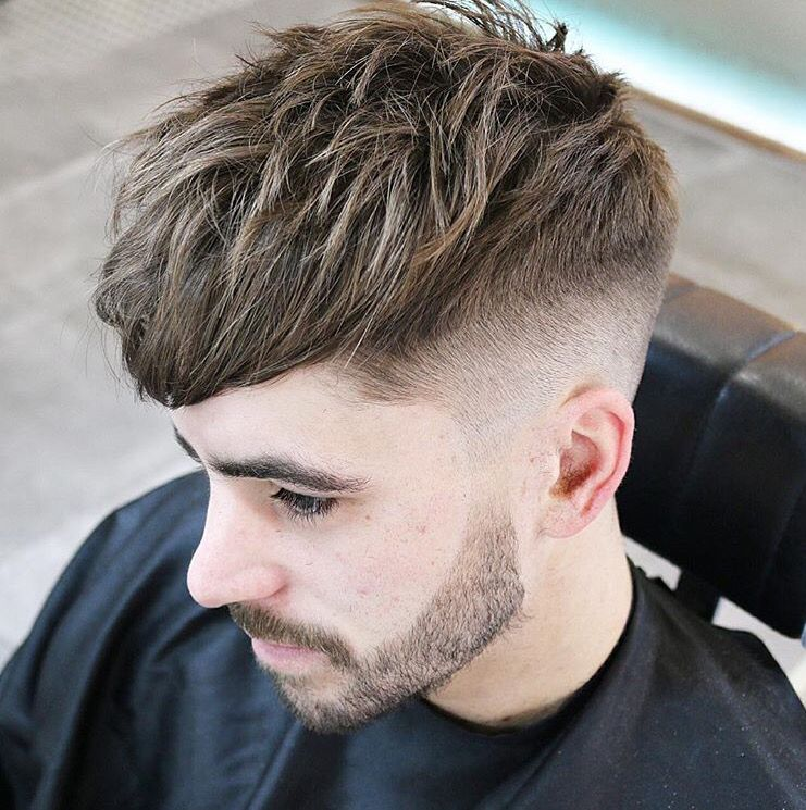 Men spire Salon in St Albans create some incredible styles and cuts