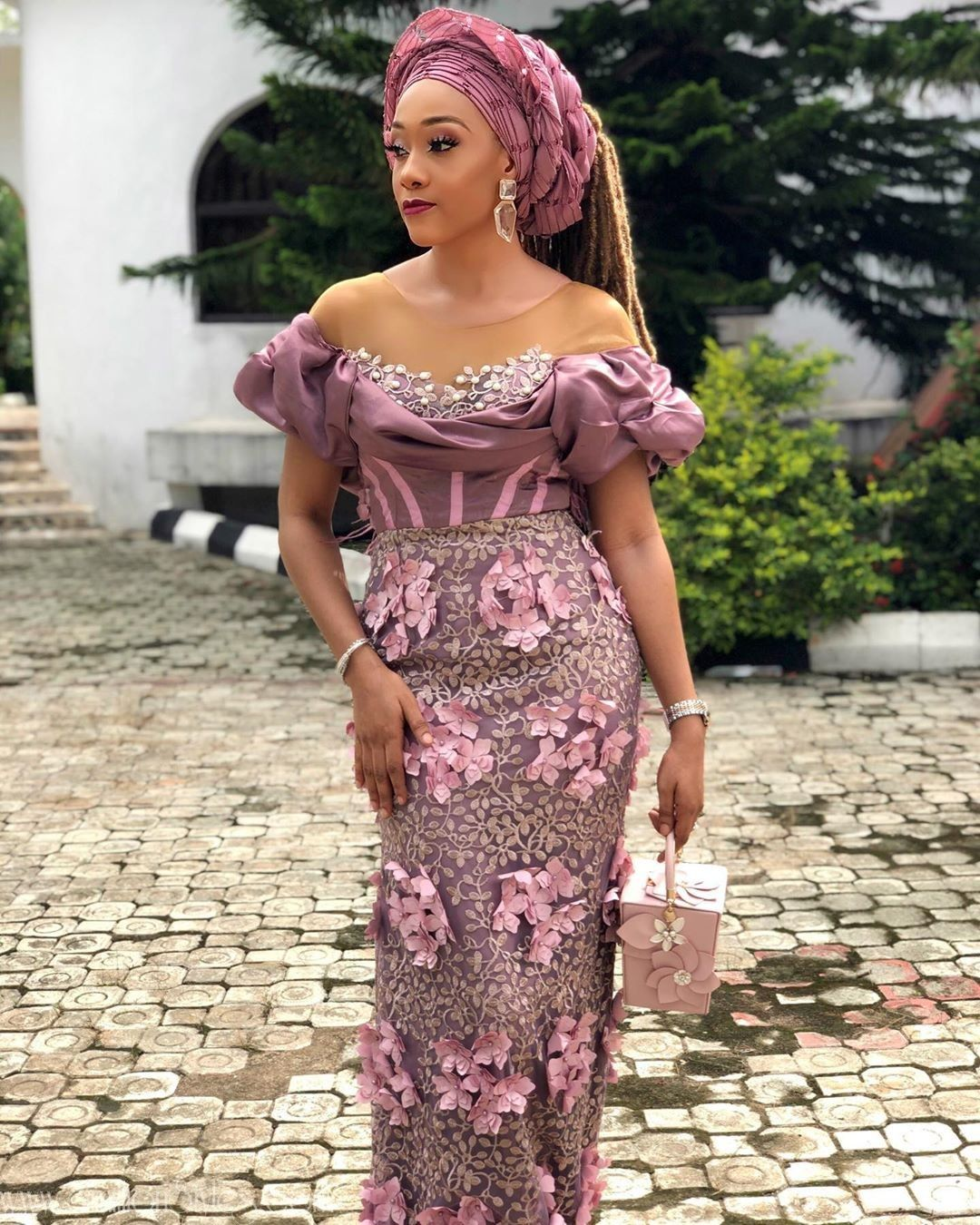Latest Lace Asoebi Styles Volume 47 A Million Styles Lace Gown Styles African Lace Styles Lace Dress Styles