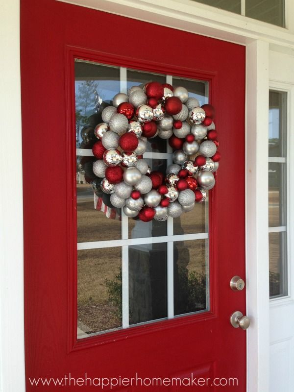 The best do it yourself christmas decorations wreaths ornament the best do it yourself christmas decorations solutioingenieria Images