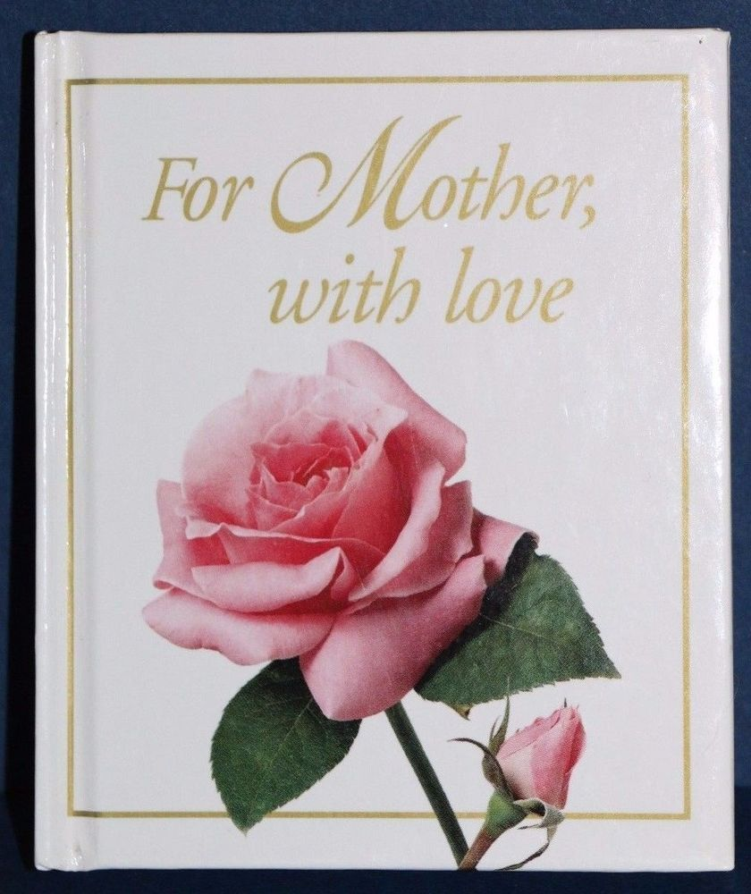 For Mom With Love Small Gift Tribute Book From Teleflora Armand Eisen Affordable Birthday Present Idea Mother