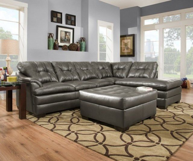 Simmons Upholstery Apollo Sectional Sectional Sofa Sectional Sofa With Chaise Furniture