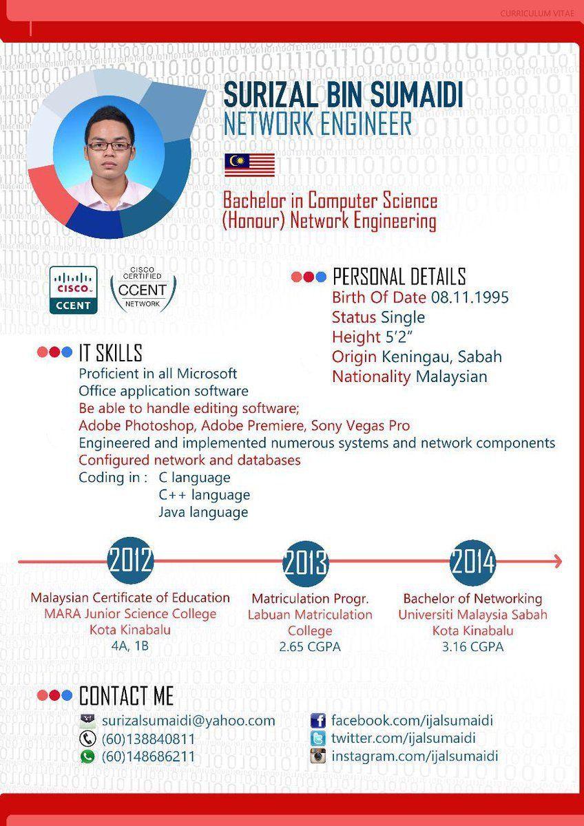 Format Resume Yang Terbaik Resume, Resume format