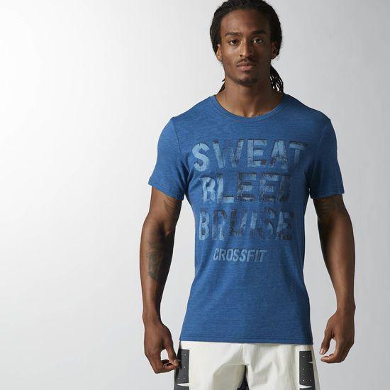 Reebok CrossFit Sweat Bleed Bruise
