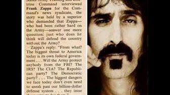 10 30 77 Palladium, NYC - Frank Zappa 1977 Fall tour
