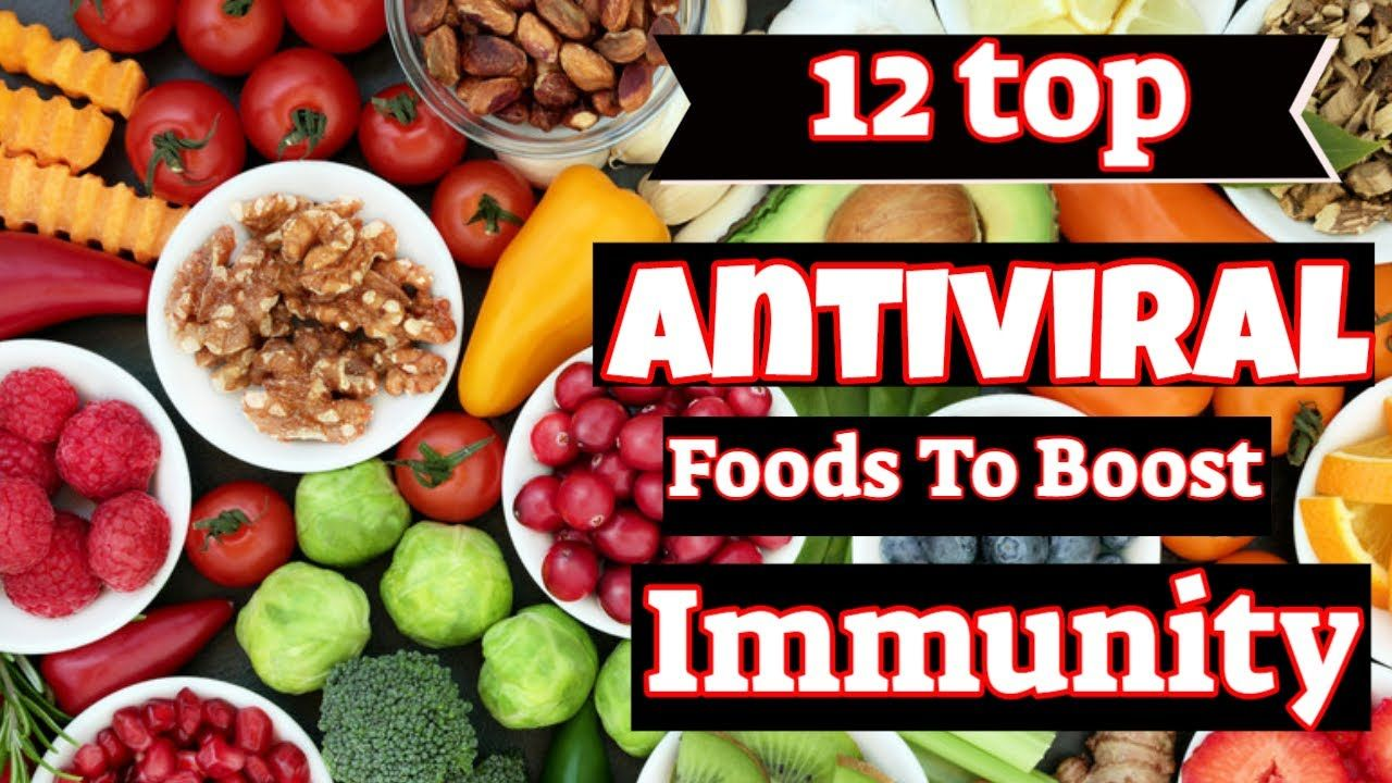 12 top antiviral foods which naturally boost your immune
