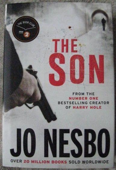 The Son By Jo Nesbo Jo Nesbo Jos Sons