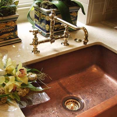 Frequently Asked Questions About Copper Sinks Copper Sink Faq Copper Sink Copper Sink Bathroom Sink