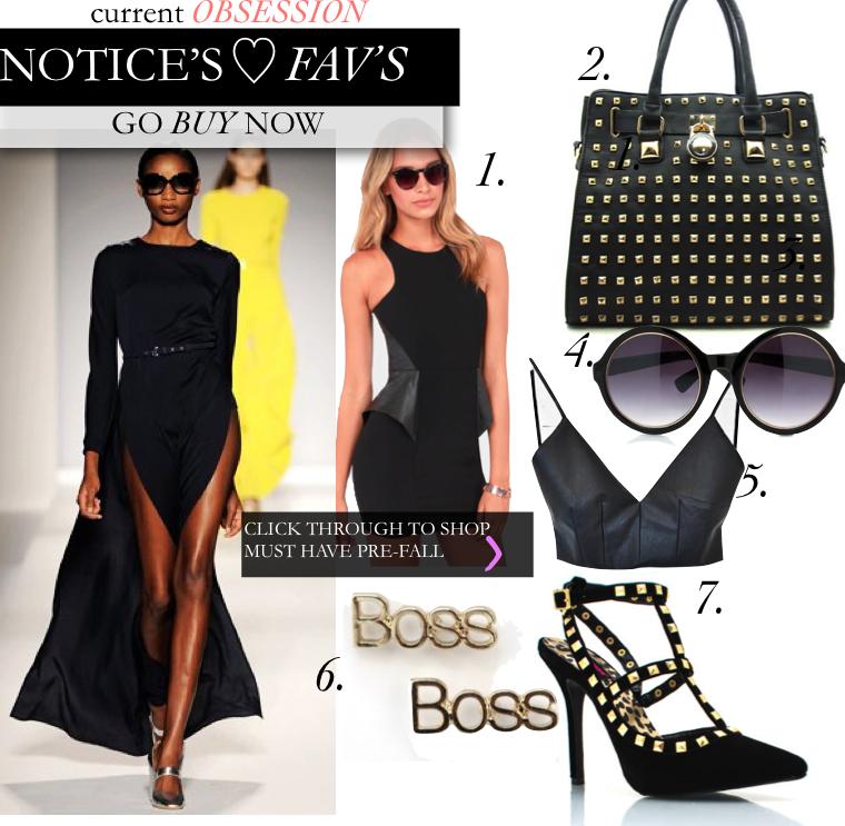 Black Girl Fashion Trends: Shop Black Women Fashion Trends 2013 At Shop Notice Mag