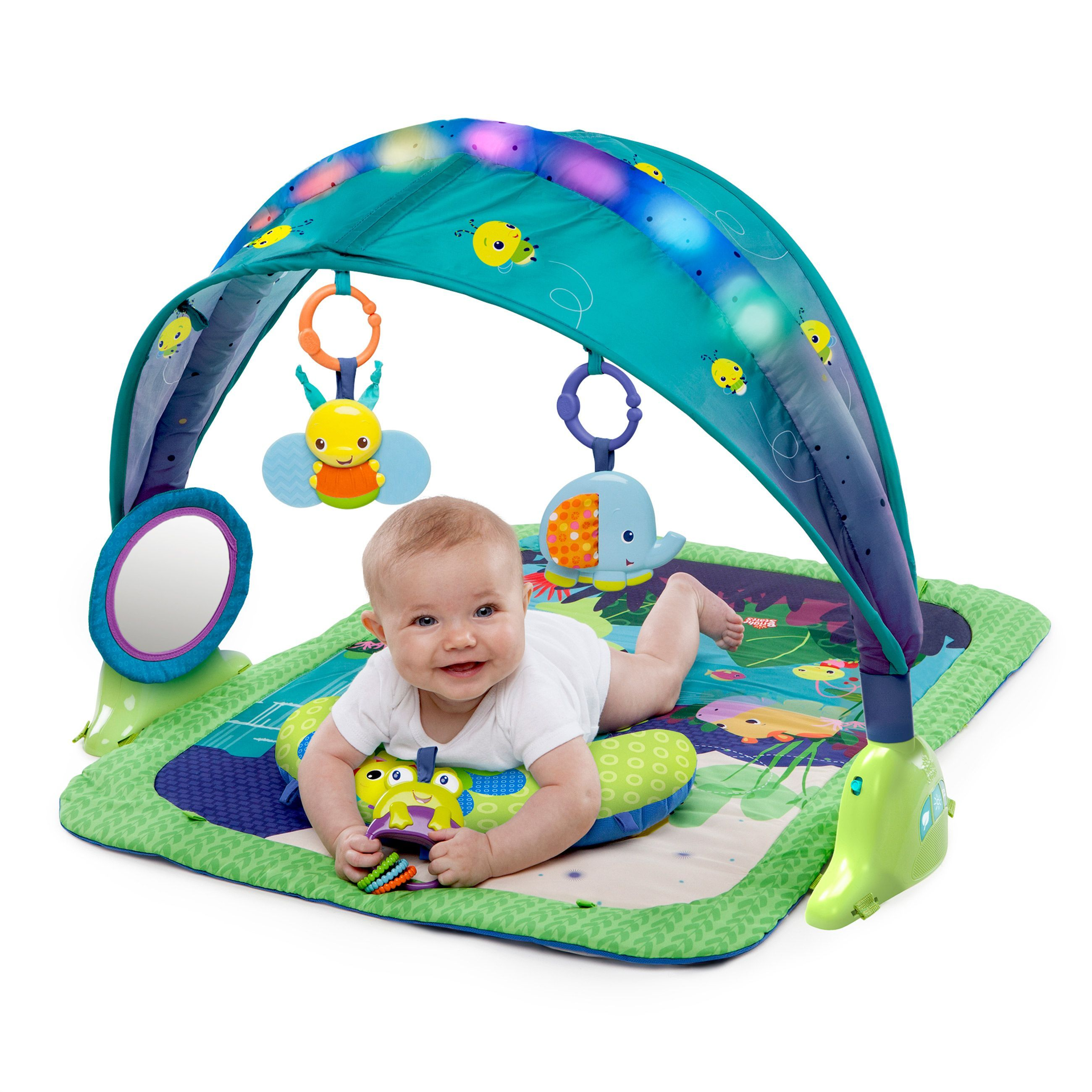 Exceptional Bright Starts Light Up Lagoon Activity Gym Available Online At Http://www.