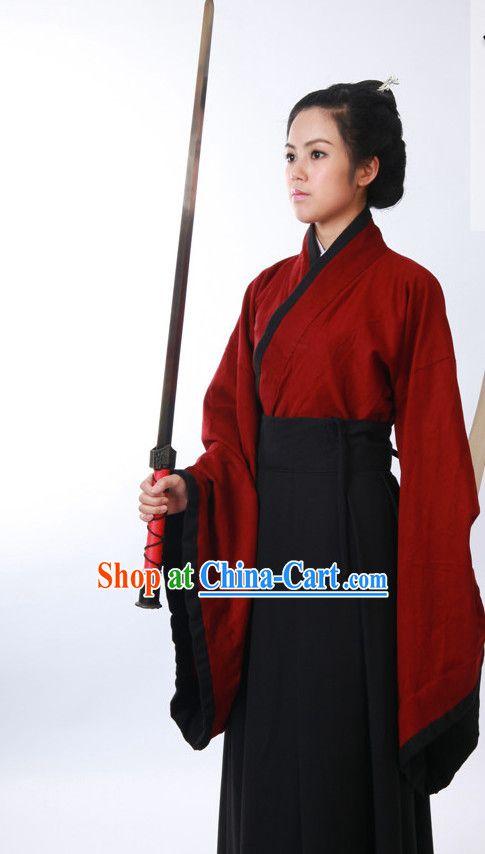 Sword Practice Formal Uniform for Men or Women