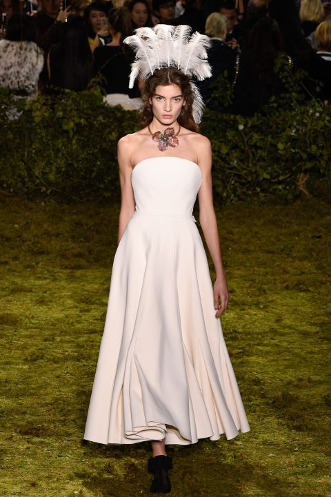 The Most Beautiful Wedding Gowns from Spring Couture Week