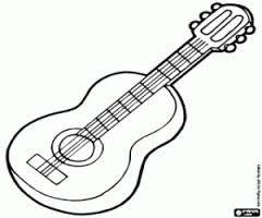 Resultado De Imagem Para Desenhos De Instrumentos Musicais Para