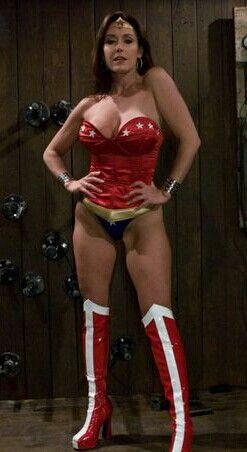 Wonder Woman Christina Carter Christina Carter – Pornstar