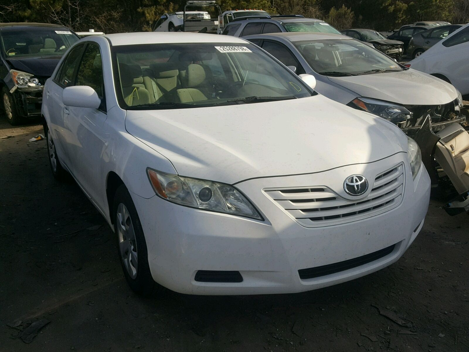 2009 Toyota Camry Base 2 4l For Sale At Copart Auto Auction Buy It Now Car Auctions Camry Toyota Camry