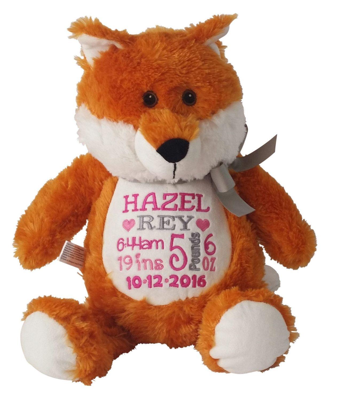 Cubbies Toy 'Herbert Sneakalot' The Fox Brand New.