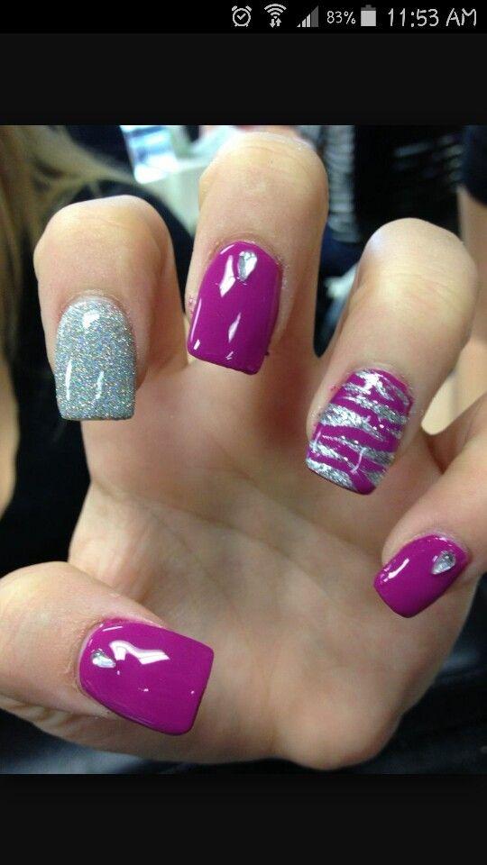 Pretty Nails Pinterest Nail Nail Manicure And Country Nails