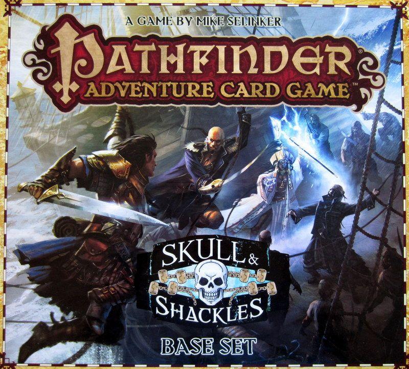 Pathfinder Adventure Card Game Skull & Shackles Base