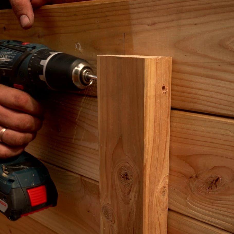 Hochbeet Aus Holz Bauen Anleitung Mit Video Obi In 2020 Hochbeet Holz Hochbeet Holzkiste Bauen