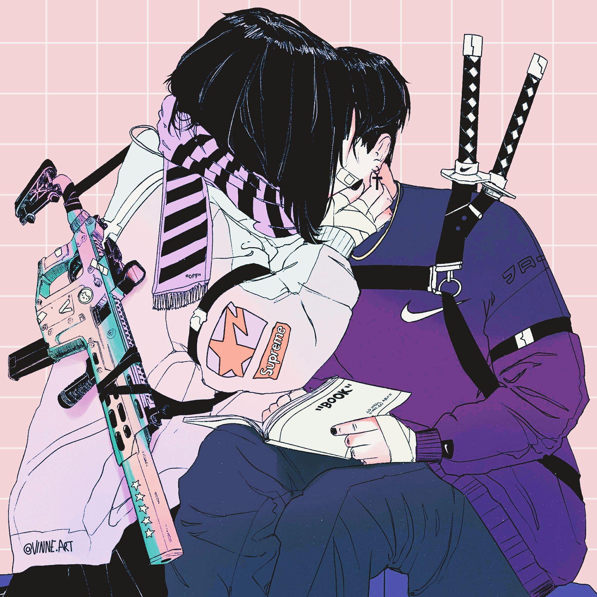 Pin By Vinne Art On Couples Manga Art Anime Art Aesthetic Anime