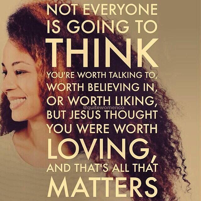 You Are Loved You Are Important And You Matter Pictures: You Matter. You Are Important. You Are Loved By JESUS