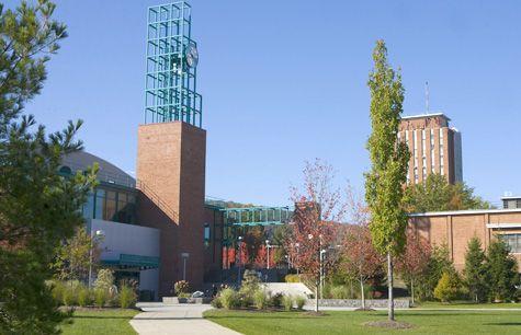 Suny Binghamton University Binghamton University College Campus Binghamton